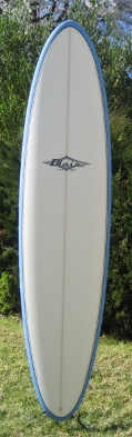 Big Guy Board Quad fin